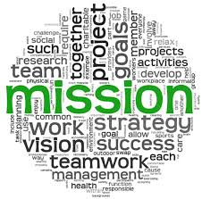 Focus on the Mission, not on the Commission.